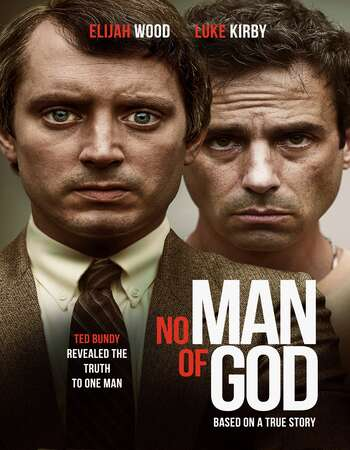 No Man of God 2021 English 720p Web-DL 850MB ESubs