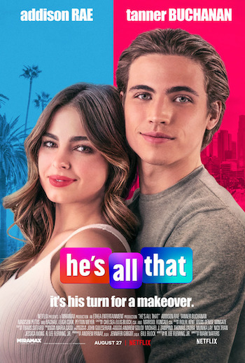 Hes All That 2021 Dual Audio Hindi 720p BluRay 750MB