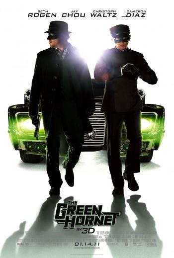 The Green Hornet 2011 Dual Audio Hindi English BRRip 720p 480p Movie Download