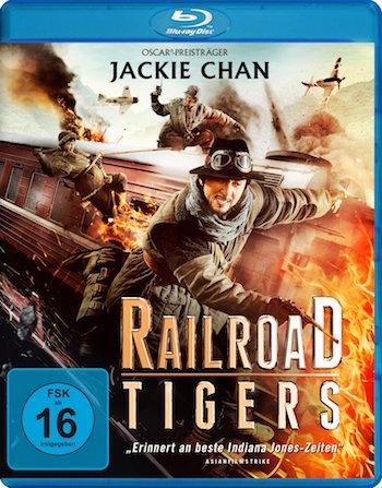 Railroad Tigers 2016 Dual Audio Hindi 480p BluRay 350MB
