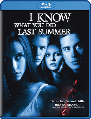 I Know What You Did Last Summer 1997 Dual Audio Hindi 480p BluRay 300MB
