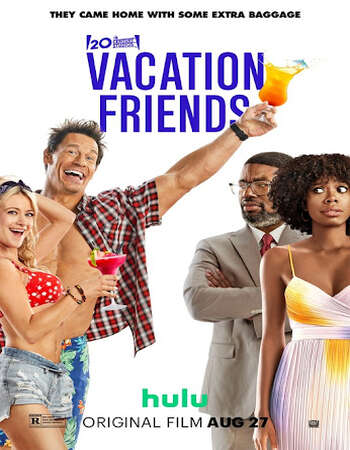 Vacation Friends 2021 English 720p Web-DL 900MB ESubs