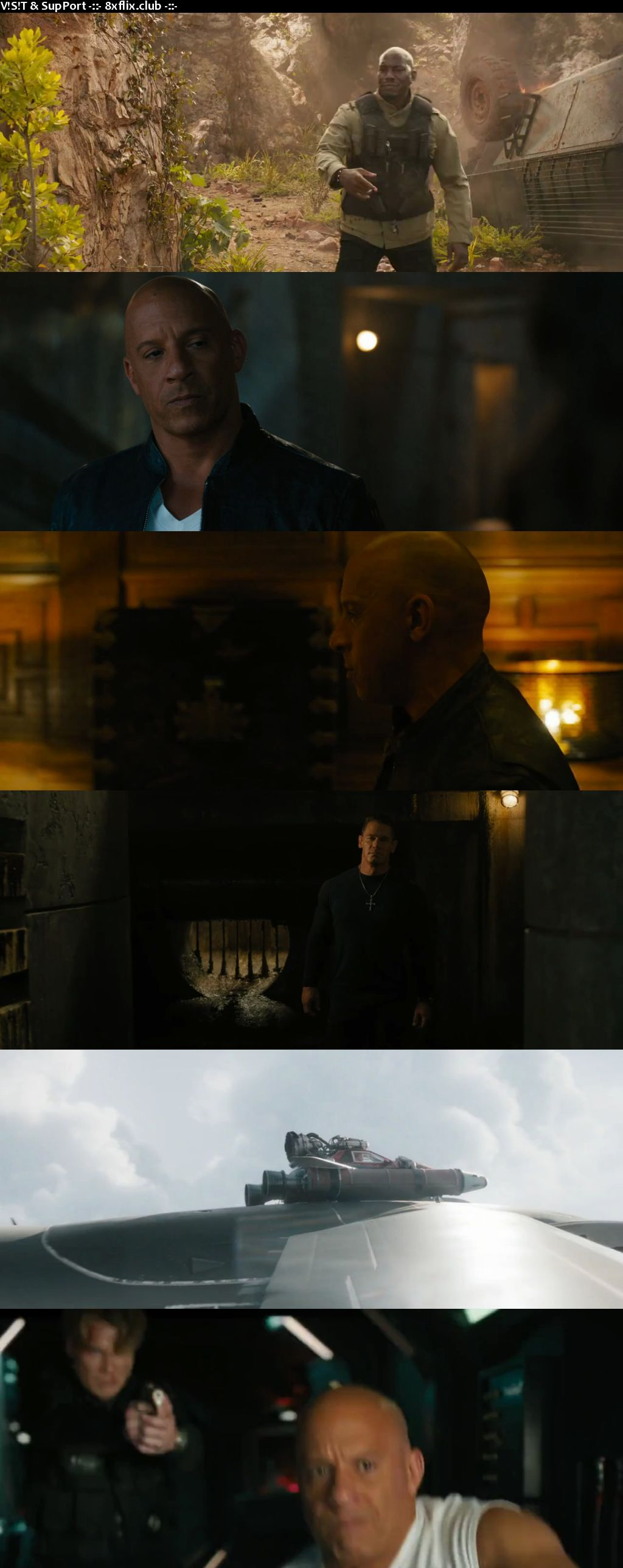 F9 Fast and Furious 9 2021 Hindi (Cleaned) English Dual Audio 720p 480p Web-DL