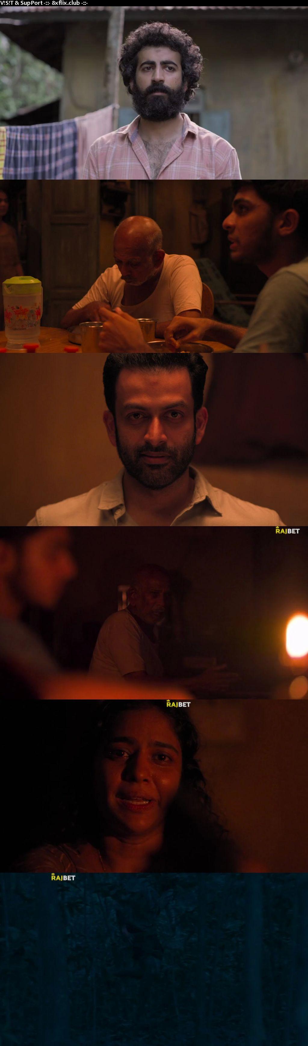 Kuruthi 2021 Full Movie Hindi Dubbed 720p 480p HDRip