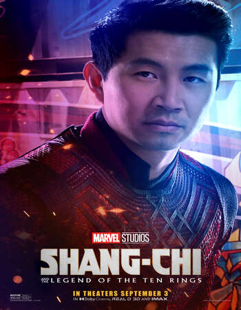Shang-Chi and the Legend of the Ten Rings 2021 Hindi Dubbed 720p HDCAM x264