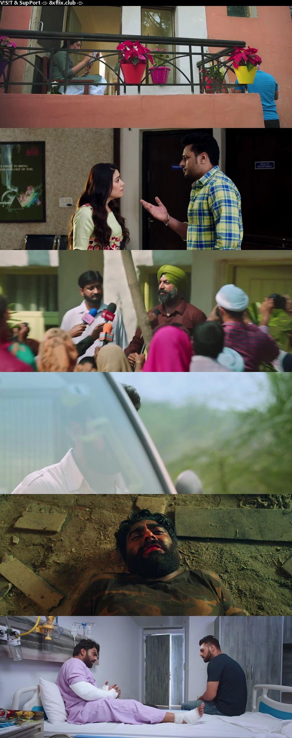 Zakhmi 2020 Full Punjabi Movie Download 720p 480p Web-DL