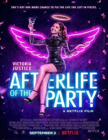 Afterlife of the Party 2021 English 720p Web-DL 950MB ESubs