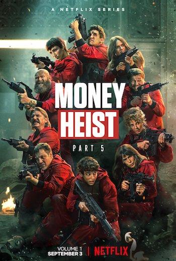 Money Heist S05 Part 01 Dual Audio Hindi 720p 480p WEB-DL 2.1GB