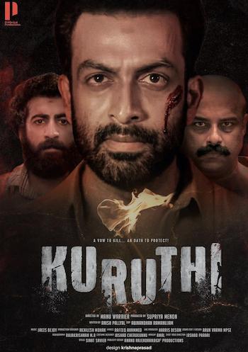 Kuruthi 2021 Full Movie Hindi Dubbed Download