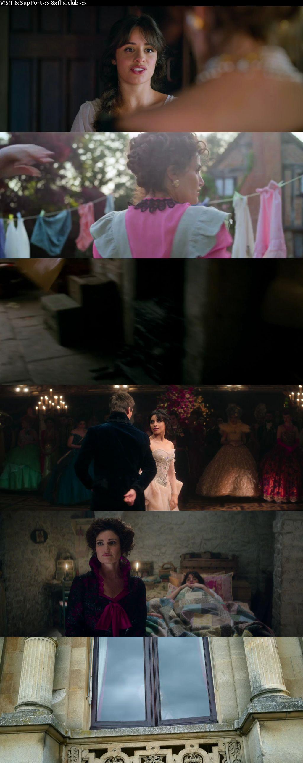 Cinderella 2021 English 720p 480p Web-DL HD
