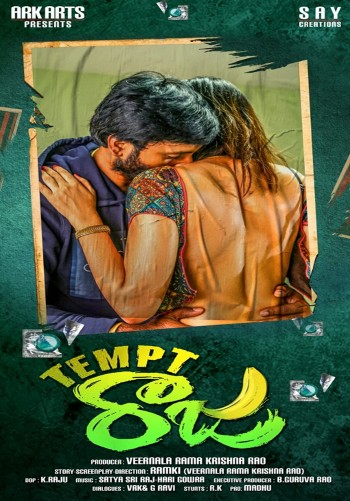 Tempt Raja 2021 Dual Audio Hindi Telugu HDRip 720p 480p Movie Download