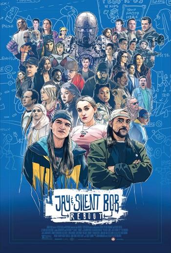 Jay And Silent Bob Reboot 2019 Dual Audio Hindi English BRRip 720p 480p Movie Download
