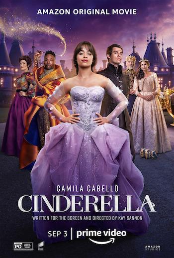 Cinderella 2021 English 720p WEB-DL 850MB ESubs