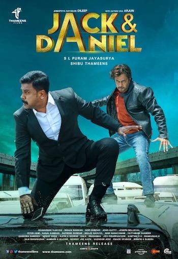 Jack And Daniel 2021 Hindi Dubbed 720p HDRip 1GB