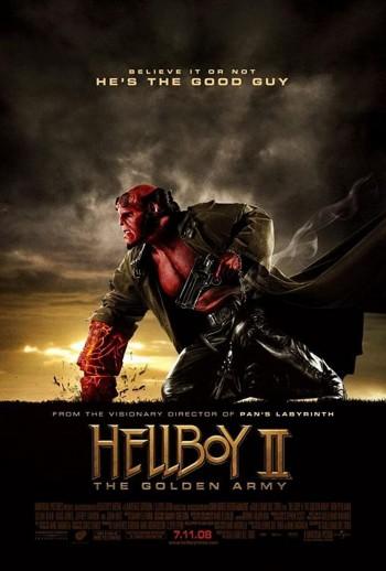 Hellboy 2 The Golden Army 2008 Dual Audio Hindi English BRRip 720p 480p Movie Download
