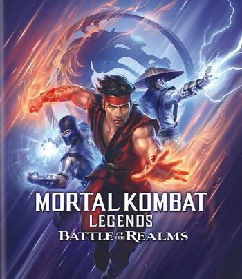 Mortal Kombat Legends Battle Of The Realms 2021 English Full Movie Download