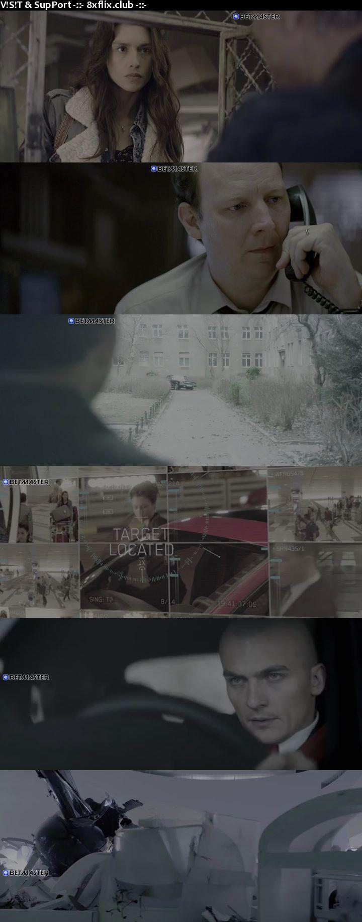 Hitman Agent 47 2015 Fan Dubbed Hindi Eng Dual Audio 720p 480p Web-DL