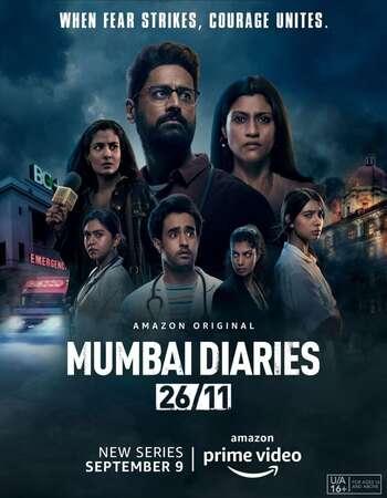 Mumbai Diaries 26/11 2021 Full Season 01 Download Hindi In HD