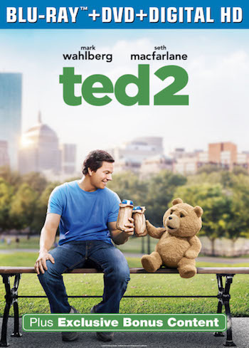 Ted 2 (2015) Dual Audio Hindi 480p BluRay 350MB