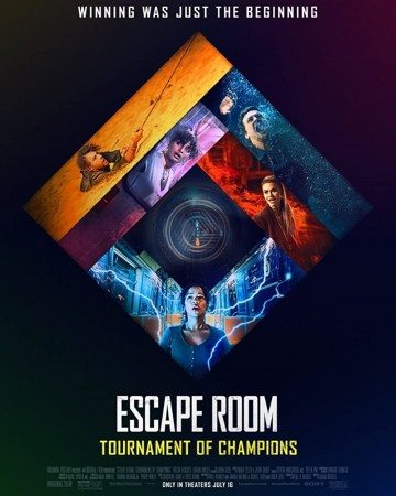 Escape Room Tournament of Champions 2021 English Full Movie Download