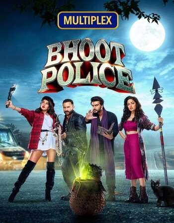 Bhoot Police 2021 Hindi 1080p HDRip 2.1GB MSubs