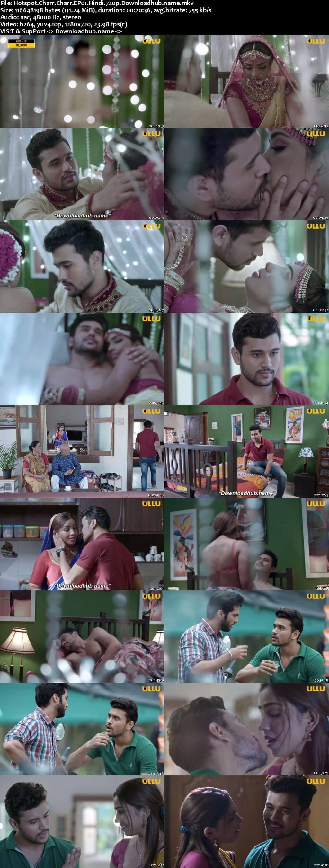 Hotspot (Charr Charr) 2021 Hindi S01 ULLU WEB Series 720p HDRip x264