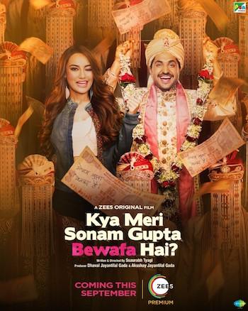 Kya Meri Sonam Gupta Bewafa Hai 2021 Hindi Movie Download