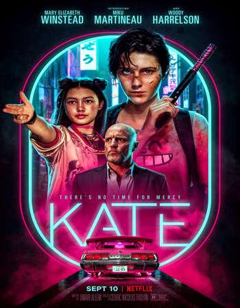 Kate 2021 Hindi Dual Audio 1080p Web-DL 1.8GB MSubs