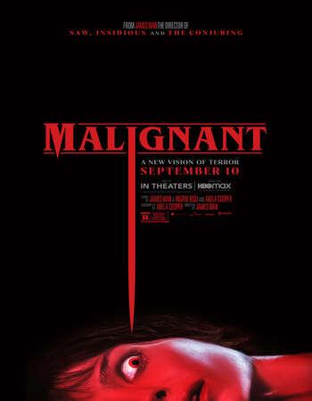 Malignant 2021 Hindi ORG Dual Audio 1080p Web-DL 1.8GB ESubs