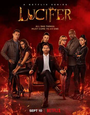 Lucifer 2021 S06 Complete Hindi Dual Audio 720p Web-DL MSubs