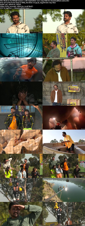 Khatron Ke Khiladi Season 11 11 September 2021 Episode 17 Web-DL 720p 480p