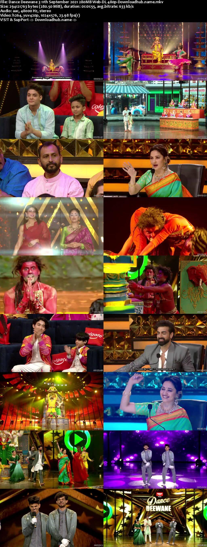 Dance Deewane 3 11 September 2021 Episode 56 Web-DL 480p