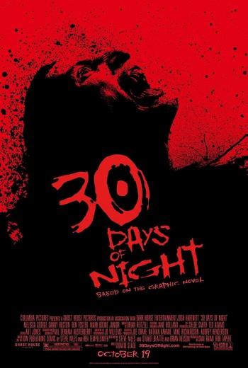 30 Days Of Night 2007 Dual Audio Hindi English BRRip 720p 480p Movie Download