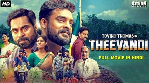 Theevandi 2018 Hindi Dubbed 720p HDRip x264