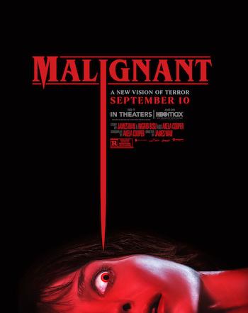 Malignant 2021s Dual Audio Hindi English Web-DL 720p 480p Movie Download