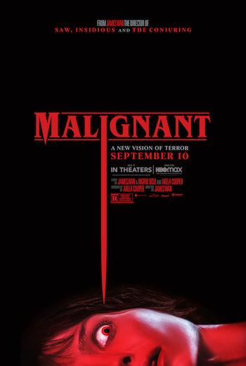 Malignant 2021 Dual Audio Hindi Movie Download