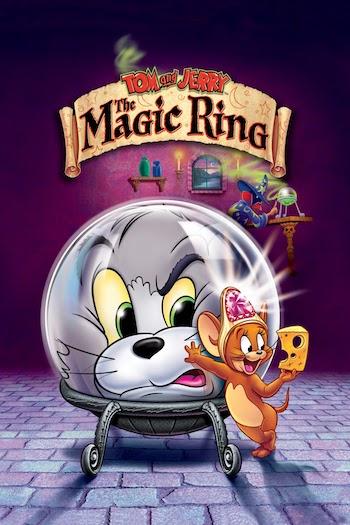 Tom And Jerry The Magic Ring 2001 Dual Audio Hindi 480p WEBRip 250mb