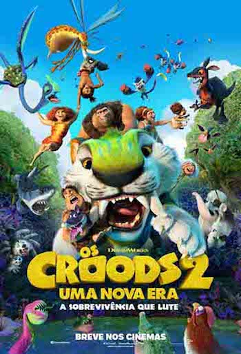 The Croods A New Age 2020 Dual Audio Hindi (CAM) 480p WEB-DL 300mb