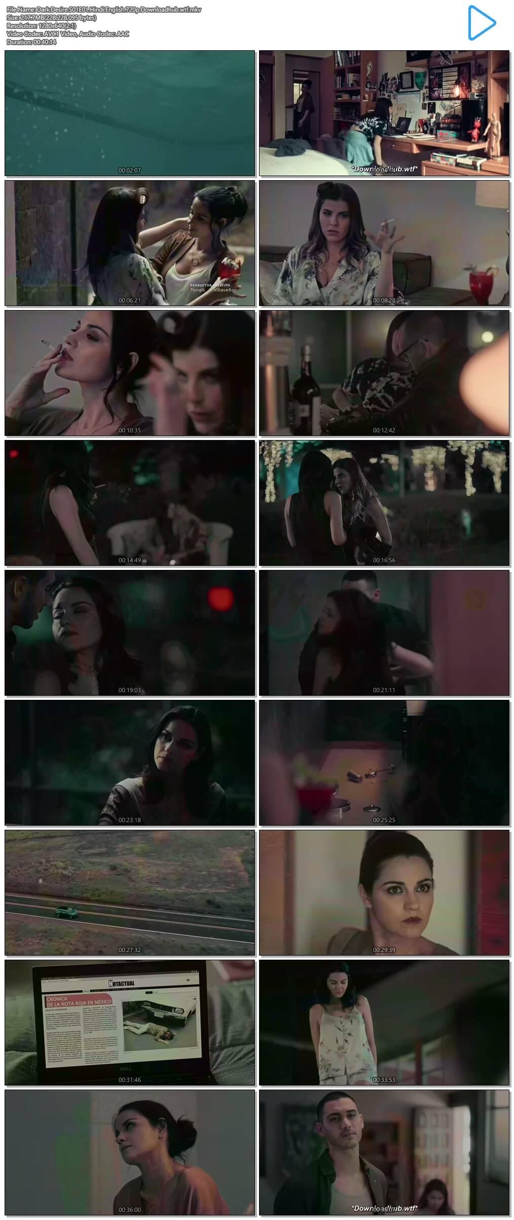 18+ Dark Desire 2020 S01 Complete Hindi Dual Audio 720p Web-DL MSubs