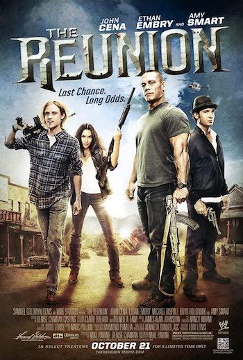 The Reunion 2011 Dual Audio Hindi 480p BluRay 300MB