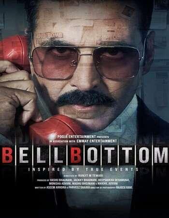 Bell Bottom 2021 Hindi 1080p HDRip 2GB ESubs
