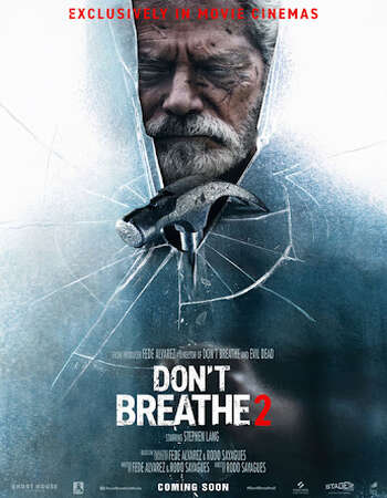 Dont Breathe 2 2021 Hindi (CAM Cleaned) 1080p WEB-DL 1.3GB ESubs