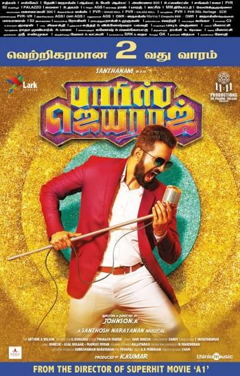 Parris Jeyaraj 2021 Hindi Dubbed Full Movie Download