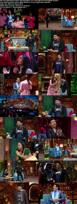 The Kapil Sharma Show 19 September 2021 Episode 189 Web-DL 720p 480p