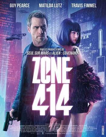 Zone 414 2021 English 720p Web-DL 850MB ESubs