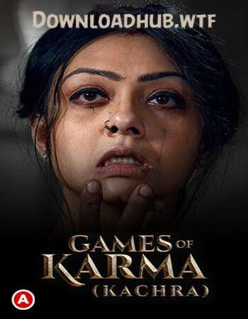 Games Of Karma (Kachra) 2021 Hindi S01 ULLU WEB Series 720p HDRip x264