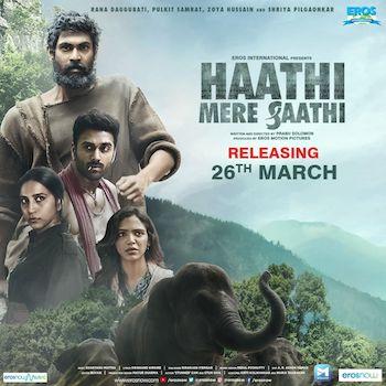Haathi Mere Saathi 2021 Hindi 480p WEB-DL 450MB