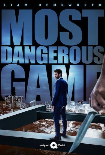 Most Dangerous Game 2020 Dual Audio Hindi 480p WEB-DL 400MB