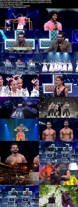 Dance Plus 6 21 September 2021 Episode 07 Web-DL 720p 480p