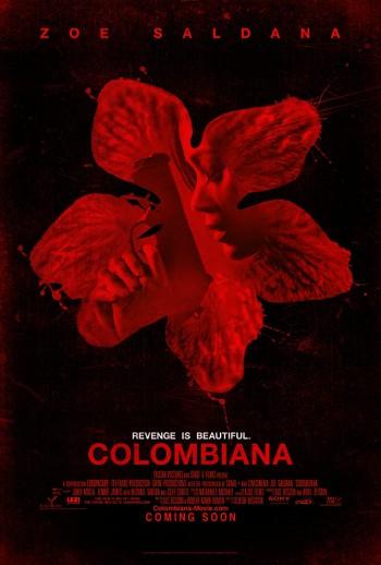 Colombiana 2011 Dual Audio Hindi Full Movie Download